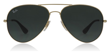 Ray-Ban RB3558 Gold