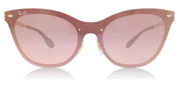 Ray-Ban RB3580N Gold/Pink Mirror