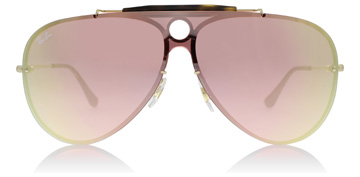 Ray-Ban RB3581N Gold