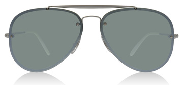 Ray-Ban RB3584N Silver