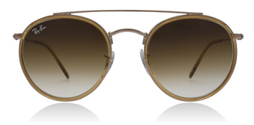 Ray-Ban RB3647N Light Brown