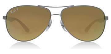 Ray-Ban RB8313 Shiny Gunmetal