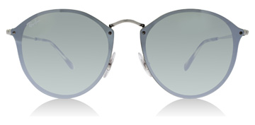 Ray-Ban RB3574N Silver