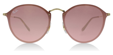 Ray-Ban RB3574N Gold