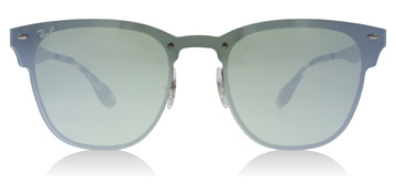 Ray-Ban RB3576N Silver / Green