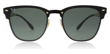 Ray-Ban RB3576N Gold Striped