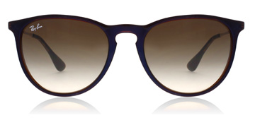 Ray-Ban Erika Transparent Brown Sp Blue