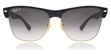 Ray-Ban Oversized Demi Gloss Black