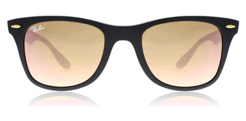 Ray-Ban RB4195 Matte Black