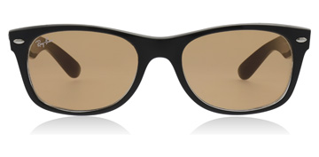 Ray-Ban RB2132 Black / Crystal / Grey