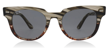 Ray-Ban Meteor Grey / Brown