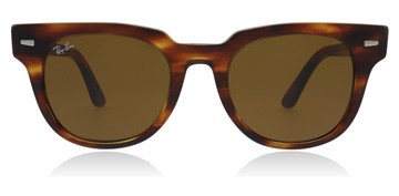 Ray-Ban Meteor Striped Havana