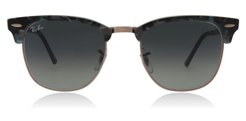 Ray-Ban RB3016  Spotted Grey / Green