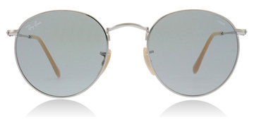 Ray-Ban RB3447 Silver