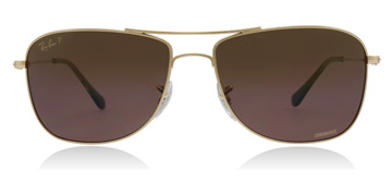 Ray-Ban RB3543 Shiny Gold