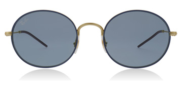 Ray-Ban RB3594 Gold / Blue