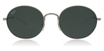 Ray-Ban RB3594 Rubber Silver