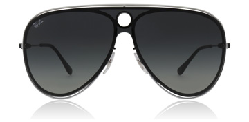 Ray-Ban RB3605N Black / White