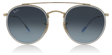 Ray-Ban RB3647N Gold / Grey
