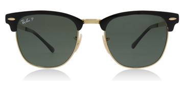 Ray-Ban RB3716 Gold / Black