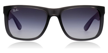 Ray-Ban Justin Transparent Grey