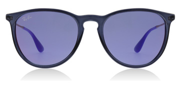 Ray-Ban Erika Transparent Blue