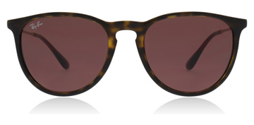 Ray-Ban Erika Sunglasses   Erika Dark Rubber Sand RB4171 54Mm   UK d051d2242bd1