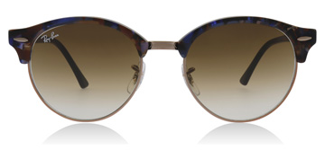 Ray-Ban RB4246 Spotted Brown / Blue