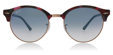 Ray-Ban RB4246 Spotted Grey / Violet