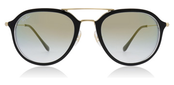 Ray-Ban RB4253 Black / Transparent