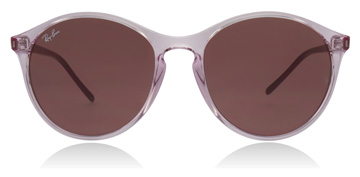 Ray-Ban RB4371 Transparent Pink