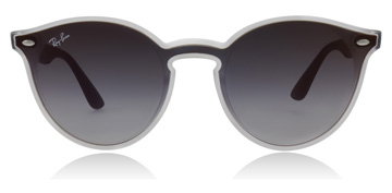 Ray-Ban RB4380N Matte Transparent