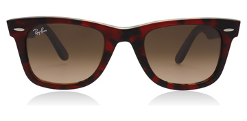 Ray-Ban RB2140 Red / Havana