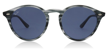 Ray-Ban RB2180 Stripped Blue Havana