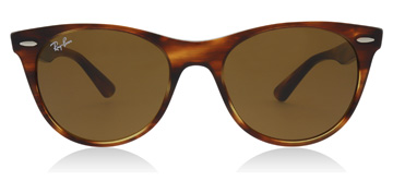 Ray-Ban RB2185 Striped Havana