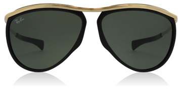 Ray-Ban Olympian Aviator Black