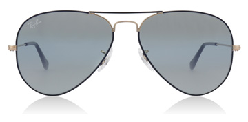 Ray-Ban RB3025 Copper / Blue