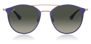 Ray-Ban RB3546 Violet / Copper