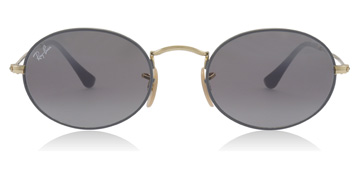 Ray-Ban RB3547N Gold / Matte Grey