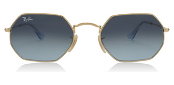 Ray-Ban RB3556N Gold