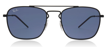 Ray-Ban RB3588 Rubber Black