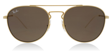 Ray-Ban RB3589 Rubber Gold