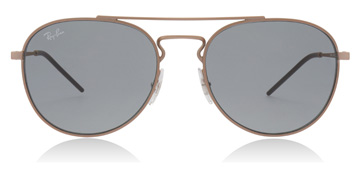 Ray-Ban RB3589 Rubber Copper