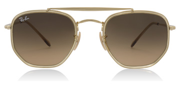 Ray-Ban The Marshal II Gold