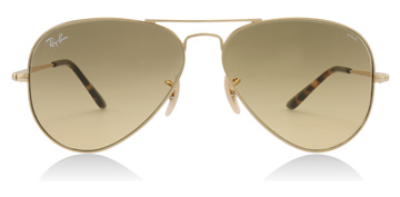 Ray-Ban RB3689 Gold