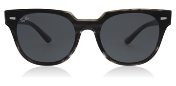 Ray-Ban Blaze Meteor Striped Grey Havana