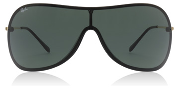 Ray-Ban RB4411 Black
