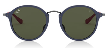 Ray-Ban RB2447MF Blue