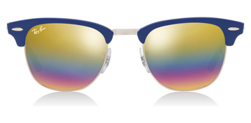 Ray-Ban Clubmaster Blue