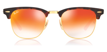 Ray-Ban Clubmaster Brown